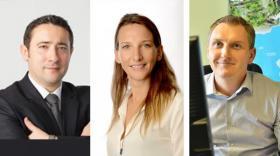 Dominique Caoduro, Aurélie Pavageau et Laurent Alquier, brefeco.com
