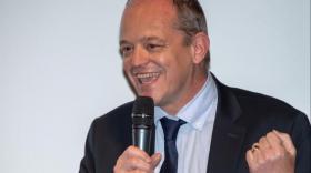 Antoine de Riedmatten, président d'In Extenso.