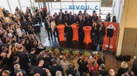 Inauguration des locaux du Bivouac - bref eco
