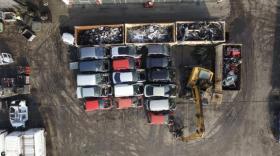 Renault Trucks, Indra et l'Ademe cogitent sur le recyclage des poids lourds
