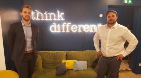 Fabien Ribeyre et Jonathan Schlegel, brefeco.com