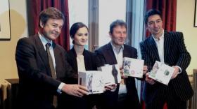 Les INSAangels Gilles Assolant, Michel Philibert et Loïc Espiet soutiennent Linkoo.