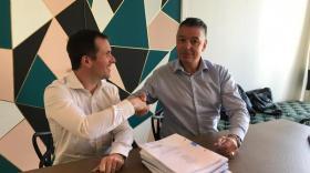 ulien Galvadon et Nicolas Boileau, brefeco.com