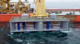 HydroQuest, en avant toute sur l'hydrolien marin