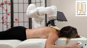 Avec son robot, Capsix amène le massage en entreprise