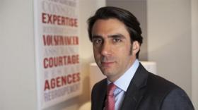 Jérôme Robin, fondateur de Vousfinancer.