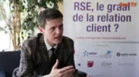 """VIDEO RSE : Jérôme Chabannes, L'Autre Cercle : """"Lutter contre les discriminations au travail"""""""