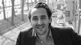 Julien Monet, président de l'agence Monet + Associés.