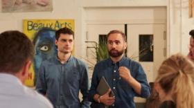 Emile Londero et Olivier Giry, brefeco.com