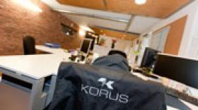 L'isérois Korus ouvre un bureau à Lyon