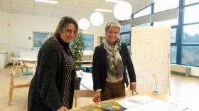 Nadine Blanchier et Marie-Pierre Dumaine, brefeco.com