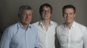 Hervé Ory, Raphaël Meyer et Gilles Moreau - brefeco.com