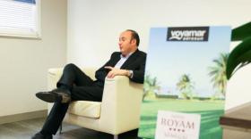 Laurent Abitbol, président du directoire de Marietton Développement.
