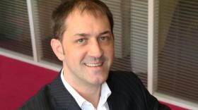 Laurent Constantin, dirigeant de l'agence Acti.