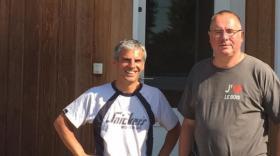 Laurent et Cyrille Parret