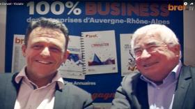 """Interview vidéo """"Bref & Curieux"""": Laurent Fiard et Christian Donzel (Visiativ)"""
