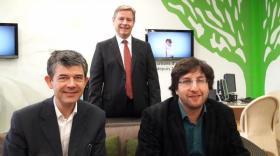 Alain Asquin, Jean-Paul Babey et Pierre Poizat.