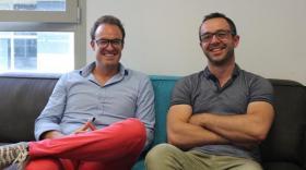 Damien Sanoner et Xavier Daublain, brefeco.com
