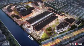 Sud intervient dans le projet de transformation d'un site industriel à Songjiang.