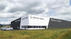Le Groupe Librairie Laïque va regrouper sa logistique en Haute-Loire