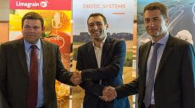 Limagrain et Michelin entrent au capital d'Exotic Systems