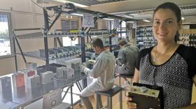 La course à l'industrialisation lancée pour les batteries lithium de Limatech