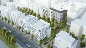 L'opération immobilière  de LMH à Lyon 8 brefeco.com