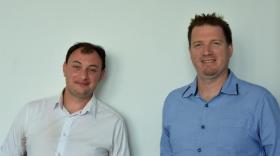 Amaury Tramoni et Arnaud Fournier, brefeco.com