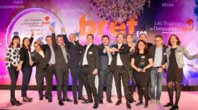 Trophées Bref Eco de l'innovation 2019 à Lyon