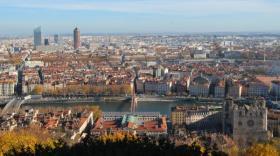 Vue de Lyon brefeco.com