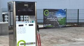 borne de recharge rapide GNV, brefeco.com