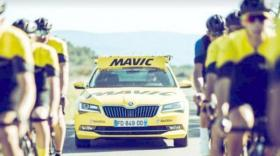 mavic tour de france - bref eco