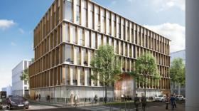 Le Cubiik (Vinci Immobilier)  - bref eco