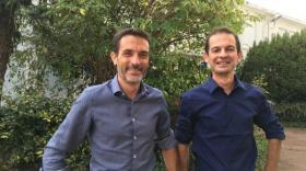 Antoine Béroud et Christophe Deycard