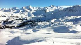 Stations: Une fréquentation en hausse de 2 points durant les vacances d'hiver