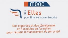 """MOOC """"Des elles pour entreprendre"""""""