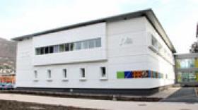 Le CNRS Alpes et l'Institut Néel dévoilent leur nouveau bâtiment dédié aux nanosciences