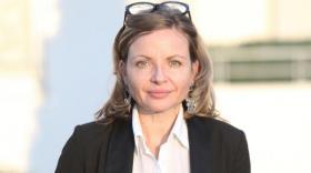 Nathalie Gauthier, déléguée régionale du Groupe IGS Lyon.