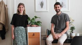 Felicia Gruner et Jérémy Villevieille, brefeco.com