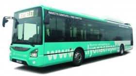 la nouvelle navette GNV pour les aéroports de Lyon brefeco.com