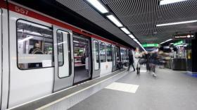 Le métro lyonnais se met au parfum