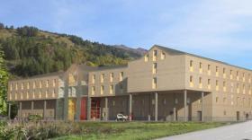village UCPA de Valloire - bref eco