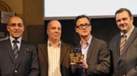 The CoSMo Company est le Novad'Or 2012