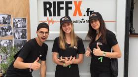 Justine, Laurie et Corentin, trois étudiants en mission aux Nuits Sonores grâce à Joby Pepper