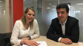 Anne Farrugia et Sébastien Gérat, brefeco.com