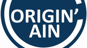 Le logo du label Origin'Ain. - bref eco