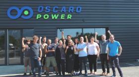 L'équipe d'Oscaro Power, brefeco.com