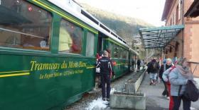 La Haute-Savoie investit dans le Tramway du Mont-Blanc