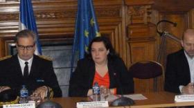 La ministre du Logement, Emmanuelle Cosse.