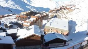 La station de Val Thorens